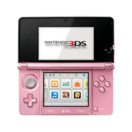 Nintendo 3DS Pearl Pink Nintendo Console - ZZ677481