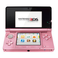 Nintendo 3DS Console Pearl Pink - ZZ677483