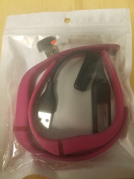 Fitbit Flex Wireless Activity Plus Sleep Wristband Pink - EE677579