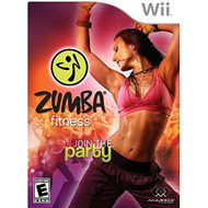 Zumba Fitness Game For Wii - EE677721