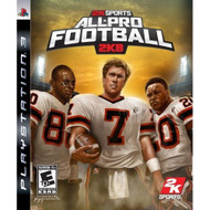 All Pro Football 2K8 For PlayStation 3 PS3 - EE677764