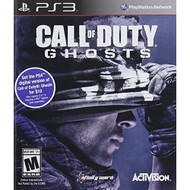 Call Of Duty: Ghosts PlayStation 3 By Activision PS3 - ZZ677768