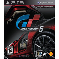 Gran Turismo 5 PlayStation 3 PS3 With Manual And Case - ZZ677774