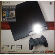 PlayStation 3 120 GB Including Ratchet And Clank Future A Crack In - ZZ677872