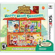 Animal Crossing: Happy Home Designer For 3DS - EE678108