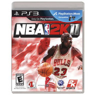 NBA 2K11 For PlayStation 3 PS3 Basketball - EE678173