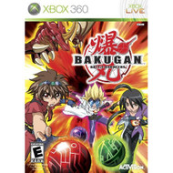 Bakugan For Xbox 360 With Manual and Case - EE678183
