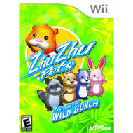 Zhu Zhu Pets Wild Bunch For Wii And Wii Ui - EE678295