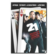 21 Single-Disc Edition On DVD With Jim Sturgess Drama - EE678563