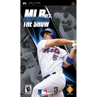 MLB 07: The Show Sony For PSP UMD Baseball - EE678732