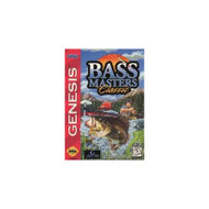 Bass Masters Classic For Sega Genesis Vintage Shooter - EE678736