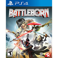 Battleborn For PlayStation 4 PS4 Shooter With Manual And Case - EE678767