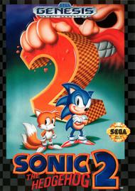 Sonic The Hedgehog 2 Game For Sega Genesis - ZZ678866