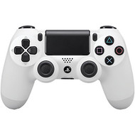 Sony Dualshock 4 Wireless Controller For PlayStation 4 Glacier White - ZZ679192