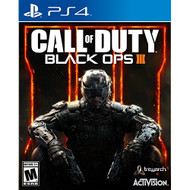 Call Of Duty: Black Ops III Standard Edition PlayStation 4 PS4 PS5 - ZZ679206