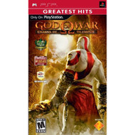 God Of War Chains Of Olympus Sony PSP - ZZ679212