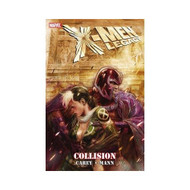 X-Men Legacy: Collision Author: M J Carey SEP-2011 By M J Carey Book - EE679387