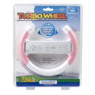 Dreamgear For Turbo Wheel Pink For Wii And Wii U - EE679399