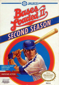 Bases Loaded II Nintendo NES For Nintendo NES Vintage Baseball - EE679410