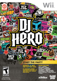 DJ Hero 1 For Wii Music - EE679687