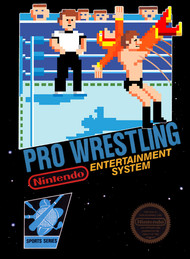 Pro Wrestling For Nintendo NES Vintage - EE679712