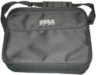 Game Gear Deluxe Carry Case For Sega Game Gear Vintage Black Travel - EE679833