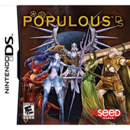 Populous For Nintendo DS DSi 3DS 2DS Strategy - EE680046