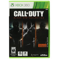 Call Of Duty Black Ops Collection Standard Edition For Xbox 360 COD - EE680137