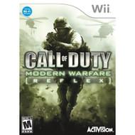 Call Of Duty: Modern Warfare: Reflex For Wii COD - EE680299