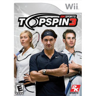Top Spin 3 For Wii And Wii U - EE680323