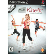 Eye Toy Kinetic For PlayStation 2 PS2 With Case - EE680401