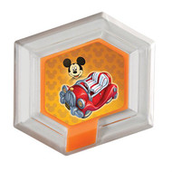 Mickey's Car Disney Figure Power Disc - EE680425