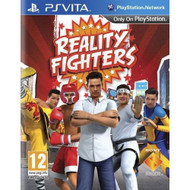Reality Fighters PlayStation Vita For Ps Vita Fighting - EE680460