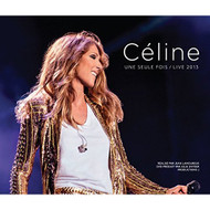 Une Seule Fois By Celine Dion On Audio CD Album 2014 - EE680507