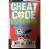 Cheat Code Explosion For Handhelds Two Books In One Strategy Guide 2 - EE680511