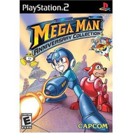 Mega Man Anniversary Collection For PlayStation 2 PS2 With Manual and - EE680517