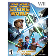 Star Wars The Clone Wars: Lightsaber Duels For Wii And Wii U - EE680557