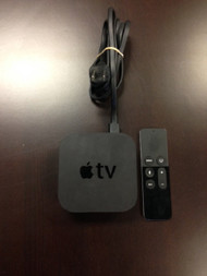 Apple TV 32GB 4th Generation Black With Remote - EE680610