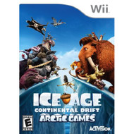 Ice Age: Continental Drift Arctic Games For Wii And Wii U - EE680656