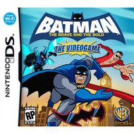 Batman Brave And The Bold For Nintendo DS DSi 3DS 2DS - EE680657