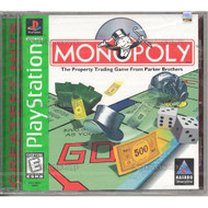 Monopoly For PlayStation 1 PS1 With Manual And Case - EE680685