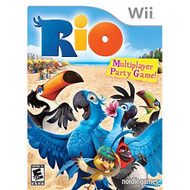 Rio For Wii With Manual and Case - EE680792