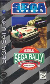 Sega Rally Championship-Sega Saturn For Sega Saturn Vintage Racing - EE680818