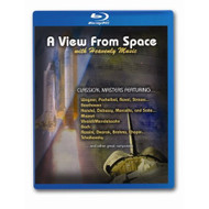 A View From Space With Heavenly Music Blu-Ray On Blu-Ray Music & - EE681111
