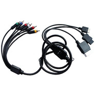 1.8METERS Universal Component AV Cable For PS2/3 Xbox 360 And Wii - EE681126