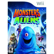 Monsters Vs Aliens For Wii And Wii U - EE681218