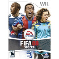 FIFA 08 For Wii Soccer - EE681257