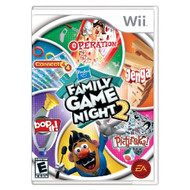 Hasbro Family Game Night 2 For Wii Board Games - EE681269