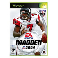 Madden NFL 2004 Xbox For Xbox Original Football - EE681287