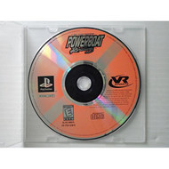 VR Sports Powerboat Racing: For PlayStation 1 PS1 With Manual And Case - EE681483